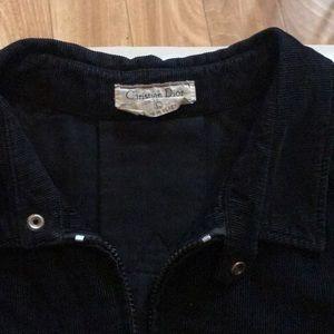 Christian Dior Corduroy Jacket Size L